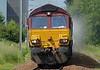 The face of modern British railfreight