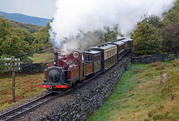 The Ffestiniog Railway's Victorian Weekend