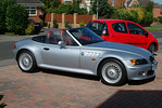 My new toy...BMW Z3 2.8L 1998.She's 16 years old today.One owner from new 98,000 miles,sounds superb and go's like hell.28/08/2014.Fuji S3 Pro.