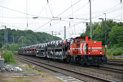 Class 272 No 272022 (DE84) at Koln West on 24 June 2015