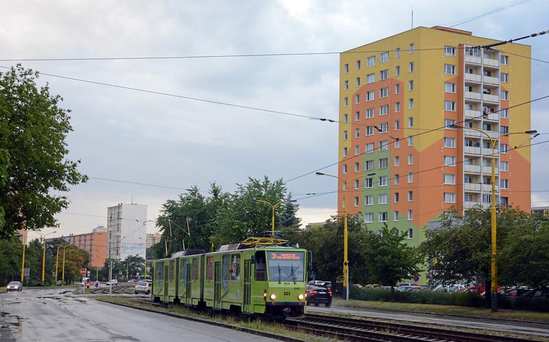 July 9th, Košice