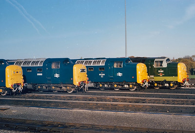 The best Locomotives to grace the ECML....Is there any better looking locomotive?.
