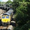66742 - Southampton Central<br /> <br /> (Saxon Road Footbridge)