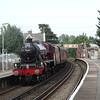 "LMS Jubilee Class 5699 ""Galatea"" - Totton"
