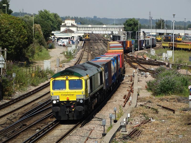 66420 - Eastleigh