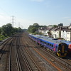 158952 - Southampton Central<br /> <br /> (Saxon Road Footbridge)