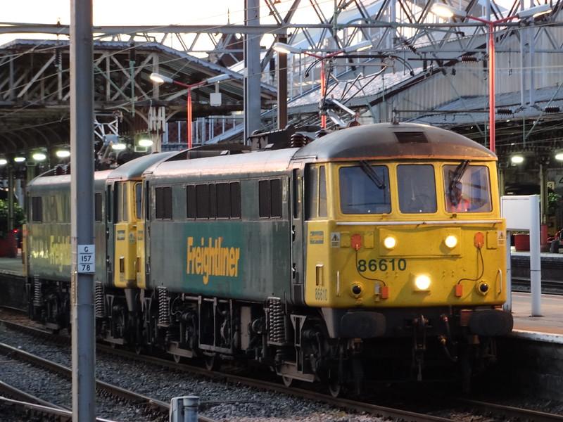 86610 - Crewe