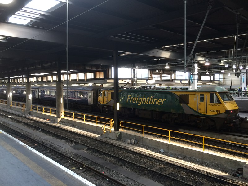 90049 - Euston