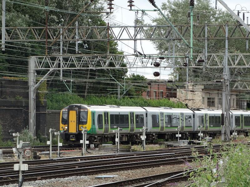 350108 - Crewe