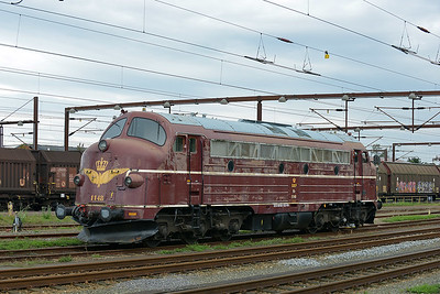 Class MY No 1148 at Padborg on 7 August 2016
