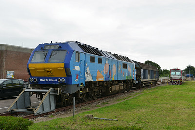 Class 251 No 251.003 at Niebull on 7 August 2016