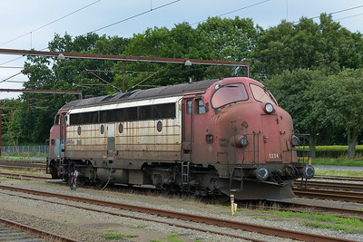 Class MY No 1134 at Padborg on 7 August 2016