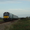 68022 - Halvergate<br /> <br /> 2P29 17.17 Great Yarmouth to Norwich