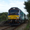 68022 - Buckenham<br /> <br /> 2J77 1257 Lowestoft to Norwich