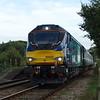 68022 - Buckenham<br /> <br /> 2J77 1257 Lowestoft to Norwich