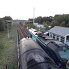 37422 & 68022 - Acle<br /> <br /> 2P33 18:17 Great Yarmouth to Norwich<br /> 2P34 18.06 Norwich to Great Yarmouth