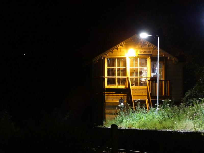 Brundall Signalbox
