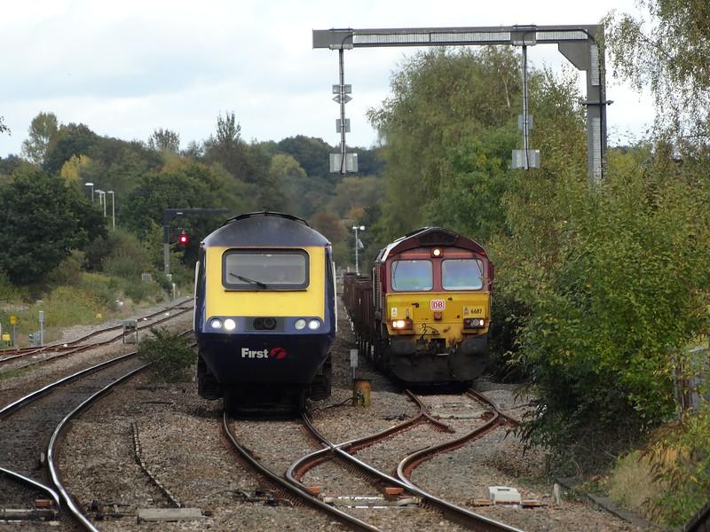 43031 & 66117 - Lydney