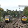 170397 & 66117 - Lydney