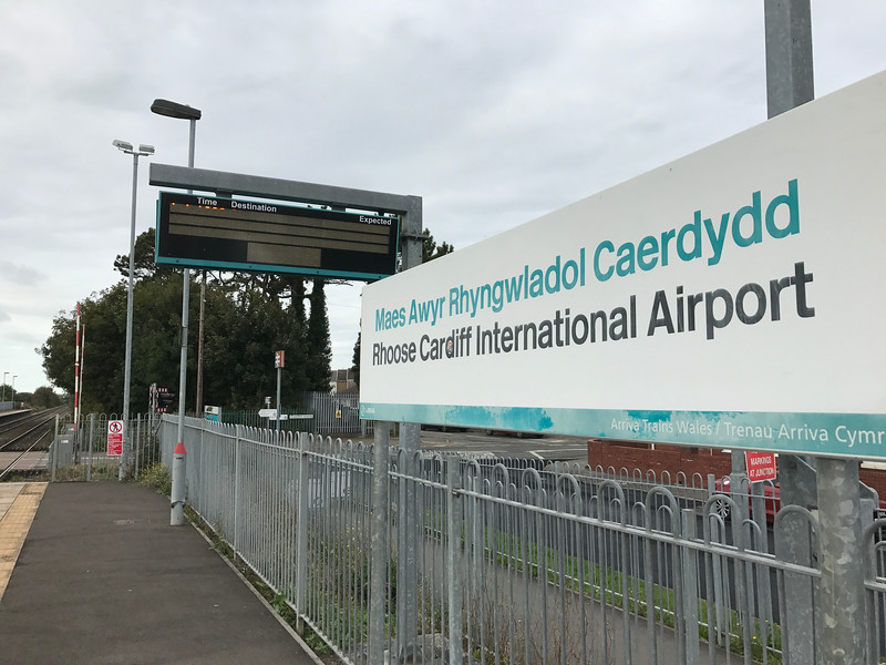 Rhoose Cardiff International Airport