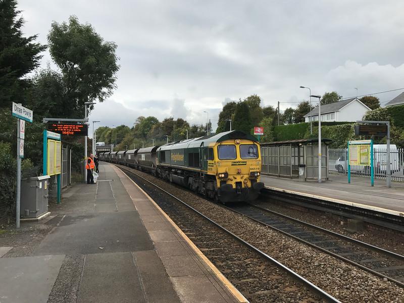 66519 - Dinas Powys