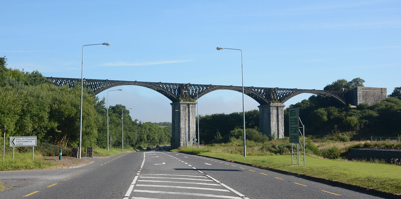 August 15th, Chetwynd Viaduct, Co Cork,