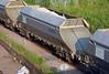 One of Mendip Rail's VTG 70.6955 hoppers