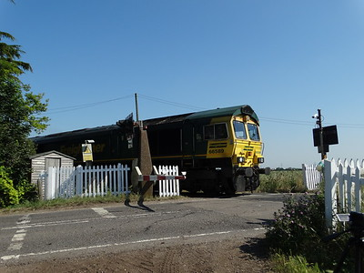 66589 - Soham (Barway Road)  0A85 09:36 Whitemoor Local Distribution Centre to PARKESTON SS GBRF