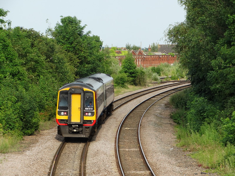 158810 - March West Junction