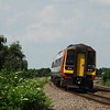 158773 - Whittlesey (where unusually the station is spelt Whittlesea but town is spelt Whittlesey!)