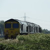66524, 66592 & 66589 - Barway<br /> <br /> 0A85 09:36 Whitemoor Local Distribution Centre to PARKESTON SS GBRF
