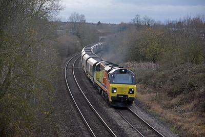 Shelwick Junction, Hereford