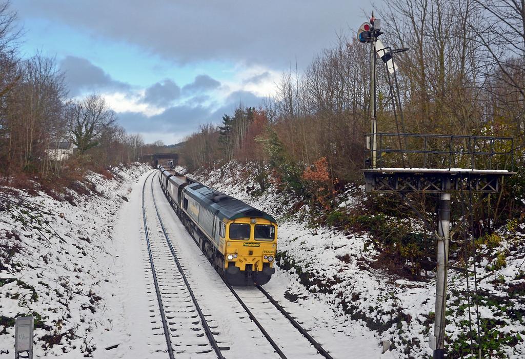 December 13th, Abergavenny / Y Fenni - the thaw sets in.