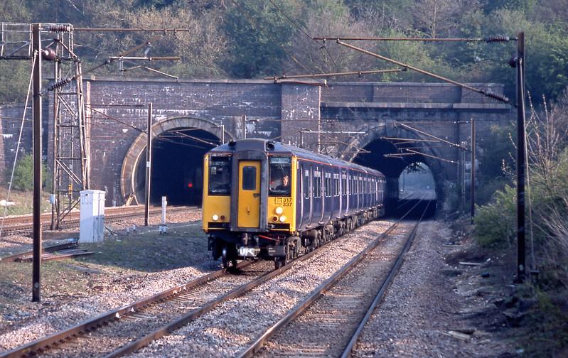 April 2005 - Hadley Wood