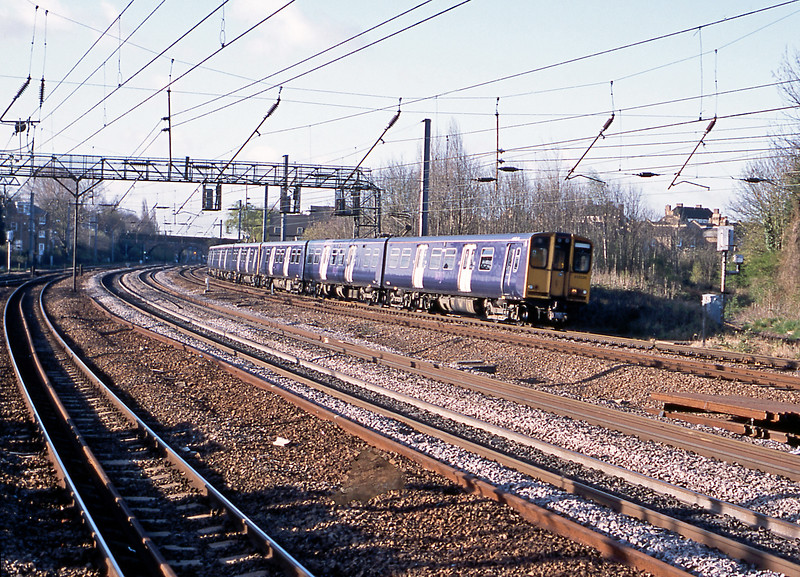 Harringay - March 2005