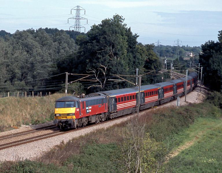 September 2005, Brantham