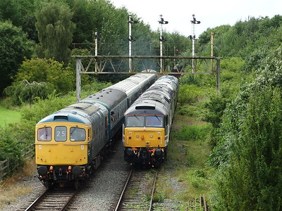 33035 & 47828 - Ruddington