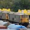 73201 & 73213 - Tonbridge West Yard
