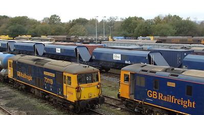 73119 - Tonbridge West Yard