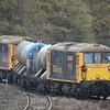73119 & 73107 - Tonbridge West Yard