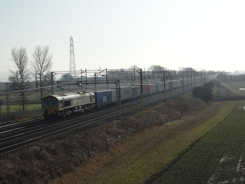 Class 66 - Ledburn