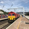 59205 - Ealing Broadway <br /> <br /> 7C64 1524 Acton Terminal Complex to Merehead Quarry