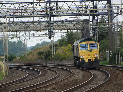 66544 - Old Linslade  0M06 10:05 Willesden Euroterminal to Crewe Basford Hall SSM