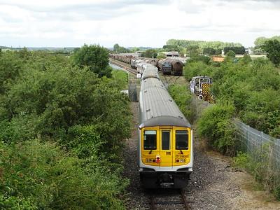 319003 - Long Marston  5M94 Hornsey EMU Depot - Long Marston (Units 319421 & 319013 for storage)