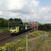 70017 - Old Linslade<br /> <br /> 4L97 08:14 Crewe Basford Hall SSM to London Gateway Power Line
