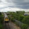 319003 - Long Marston<br /> <br /> 5M94 Hornsey EMU Depot - Long Marston<br /> (Units 319421 & 319013 for storage)