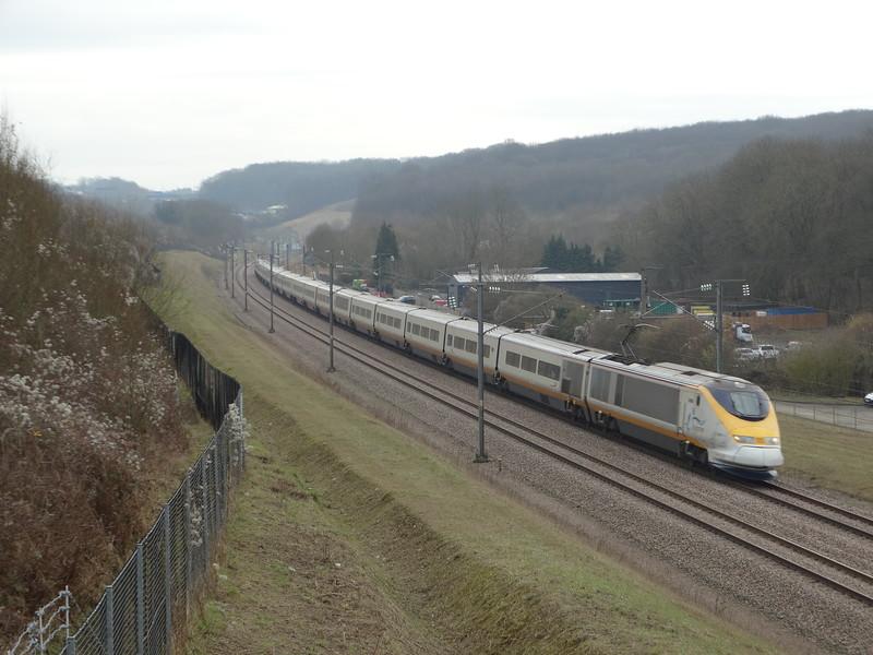 Class 373 - Nashenden Farm (Rochester)
