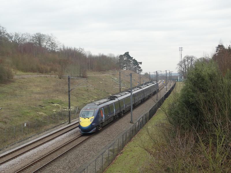 Class 395 - Hollingbourne