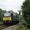 68024 - Whitlingham (Girlings Lane)<br /> <br /> 2J77 12:57 Lowestoft to Norwich