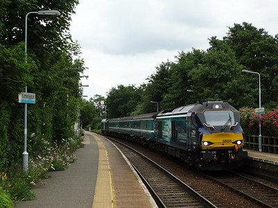 68024 - Somerleyton  2J81 14:57 Lowestoft to Norwich